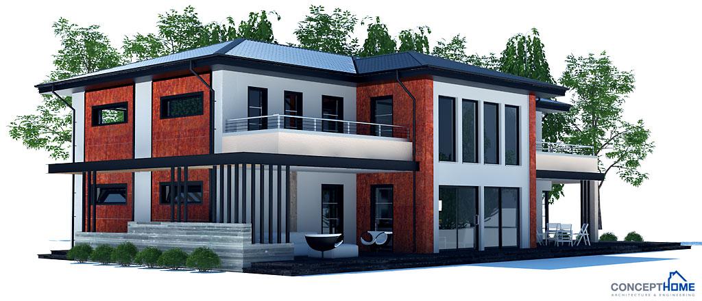 house design modern-house-plan-ch204 5
