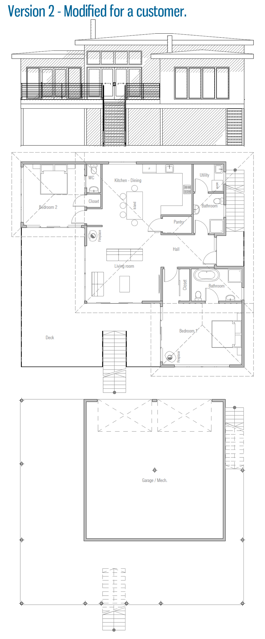 house design small-house-ch214 20
