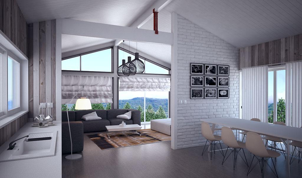 Small house ch217 for Concept home com