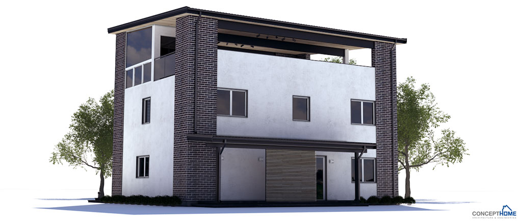 House plans and design modern house plans with terrace for Modern house design with terrace