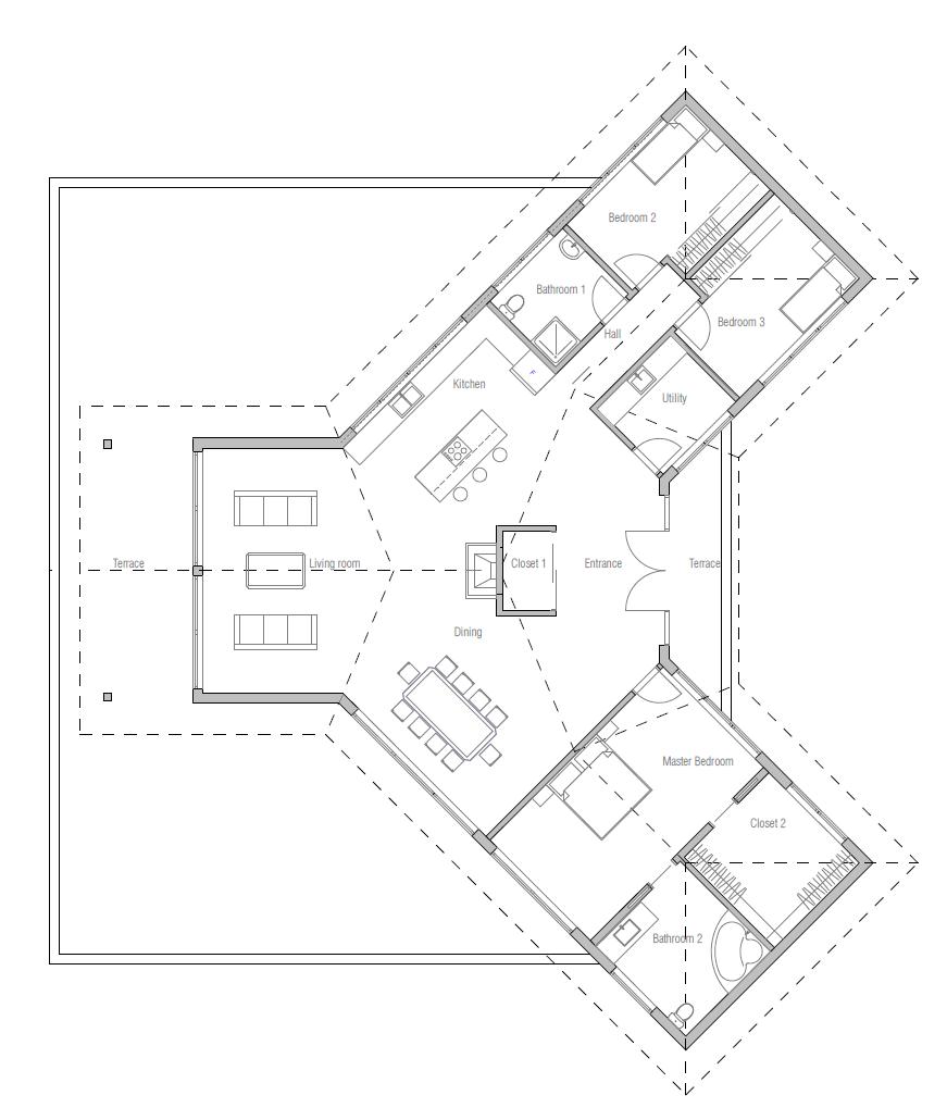 Small house ch239 for Concept home com