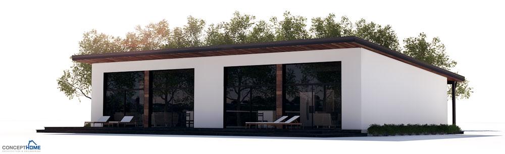 house design duplex-house-plan-ch265D 4