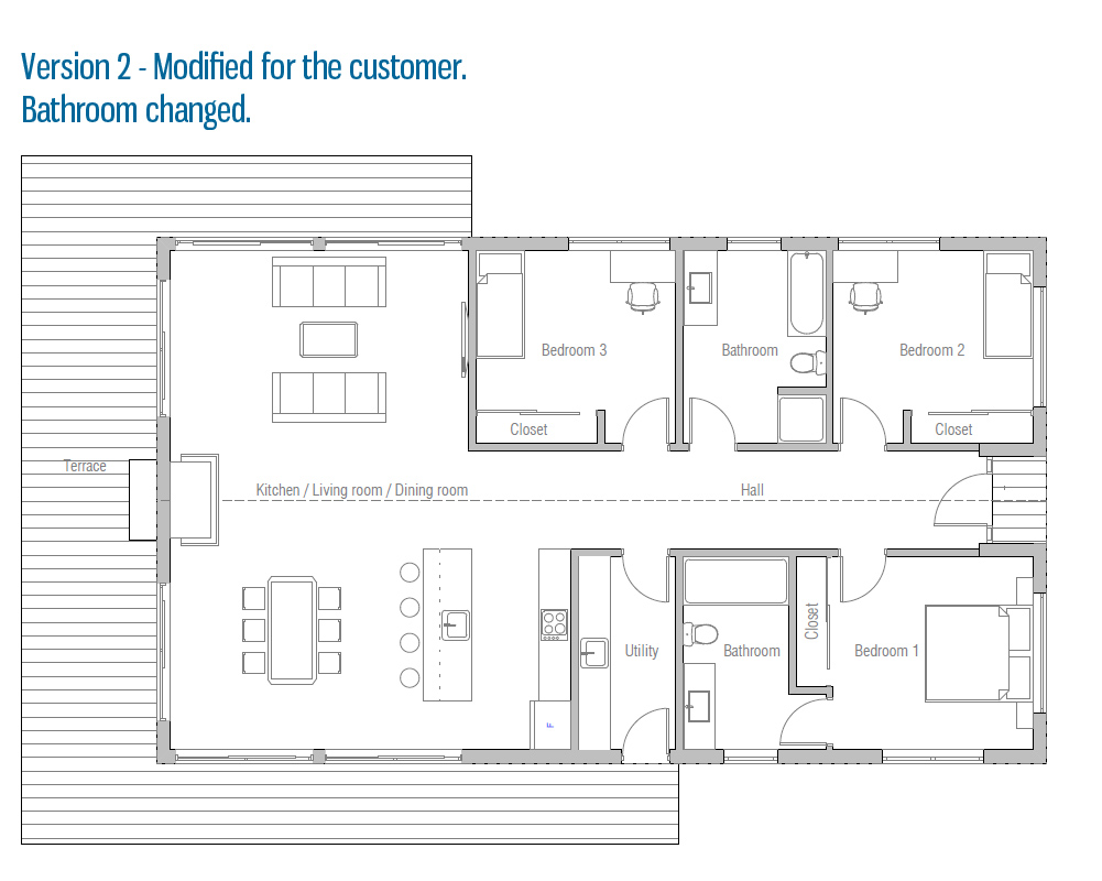 100 House Designs And Floor Plans Pv14 House Design