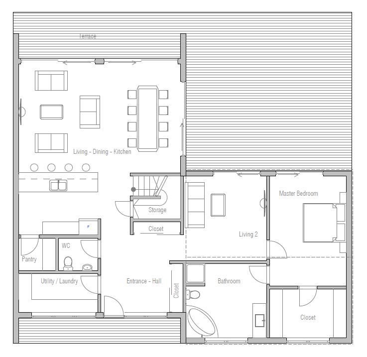 House Plan Ch277