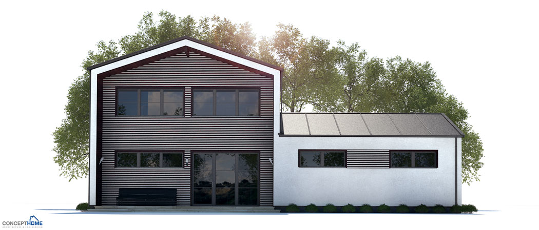 Small house ch278 new home 2014 house plan house plan for Modern homes 2014