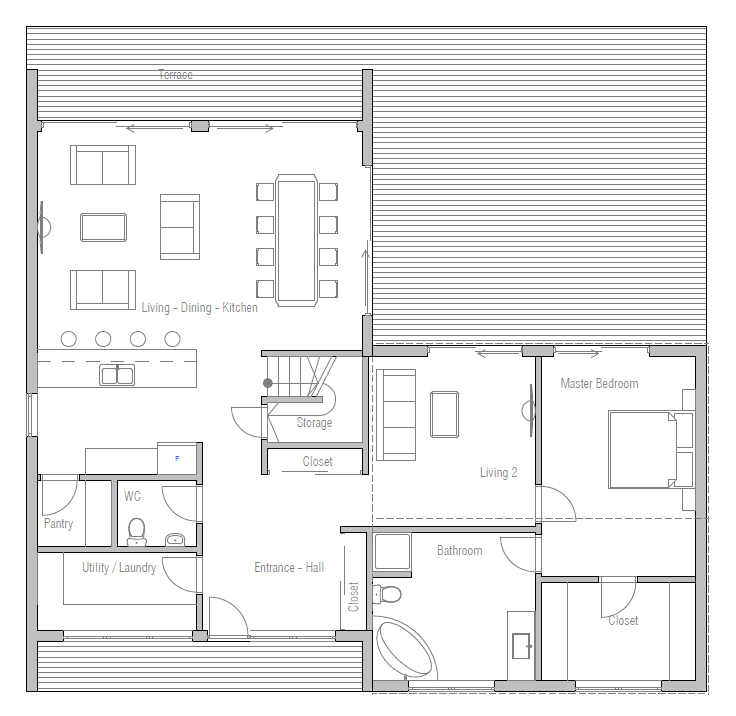 house design small-house-ch278 10