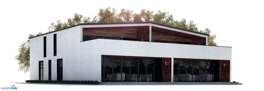 house design duplex-house-ch288 1