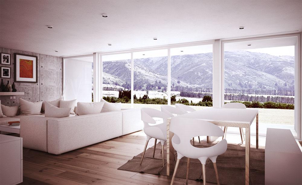 house design duplex-house-ch288 2