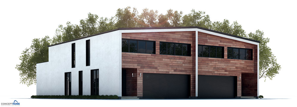house design duplex-house-ch288 3