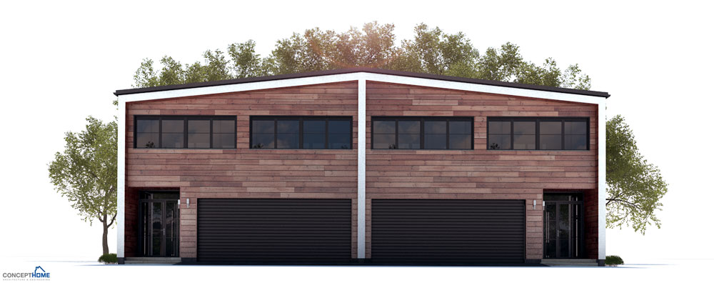 house design duplex-house-ch288 6