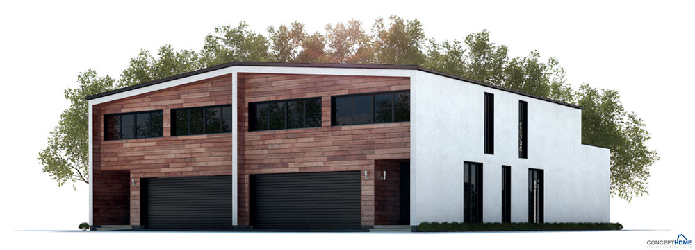 house design duplex-house-ch288 7