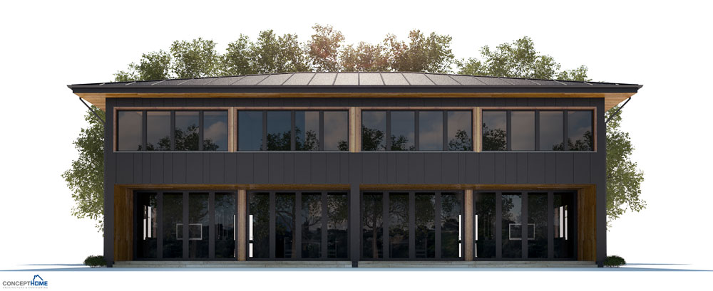 house design duplex-house-ch191d 3