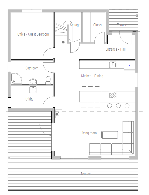 house design small-house-ch297 10