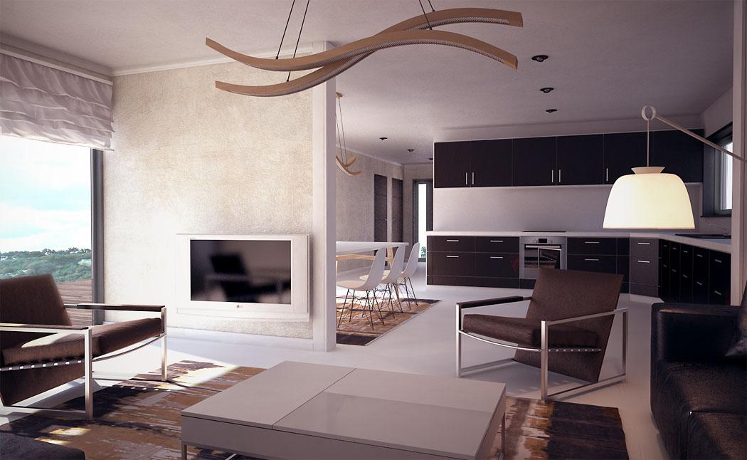 House Plan Duplex Home House Plan