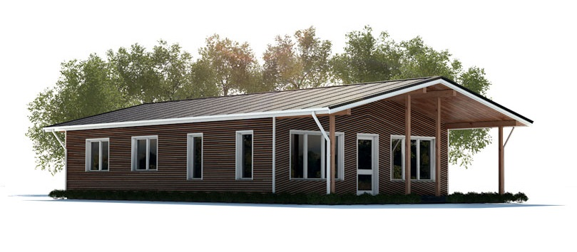 House plan ch308 for Affordable garage plans
