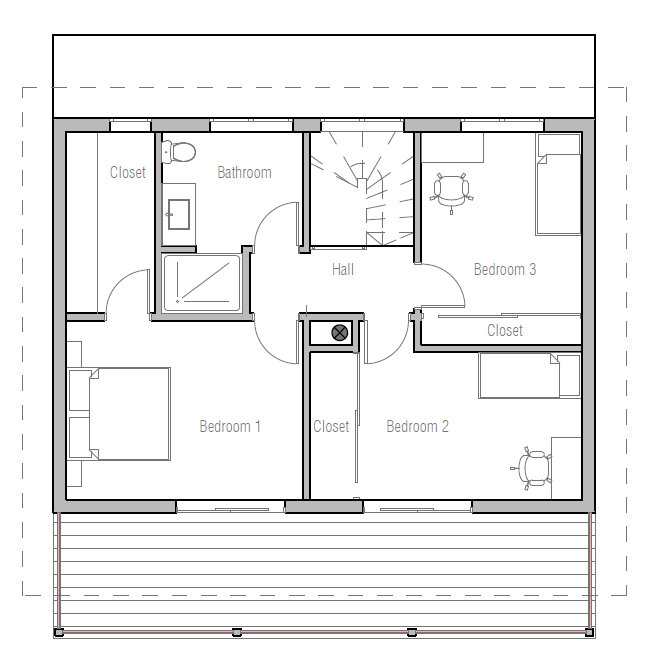 house design small-house-ch314 11