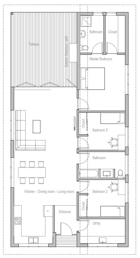 house design house-plan-ch319 10