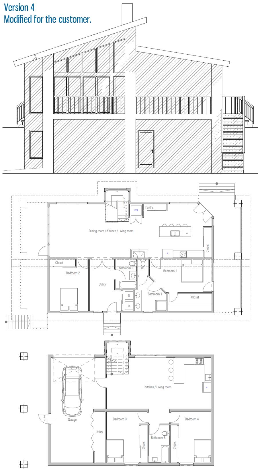 house design house-plan-ch319 41