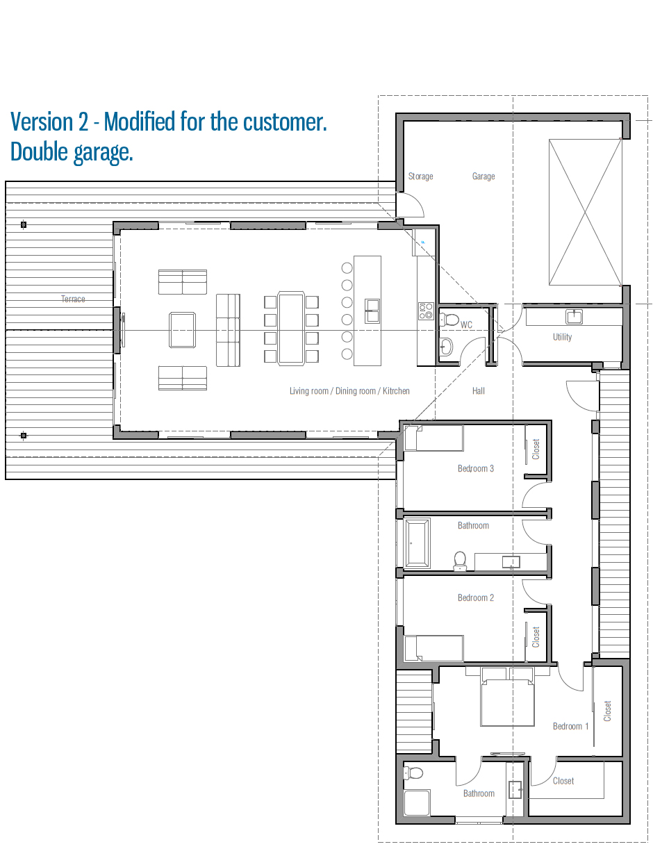 house design house-plan-ch331 15