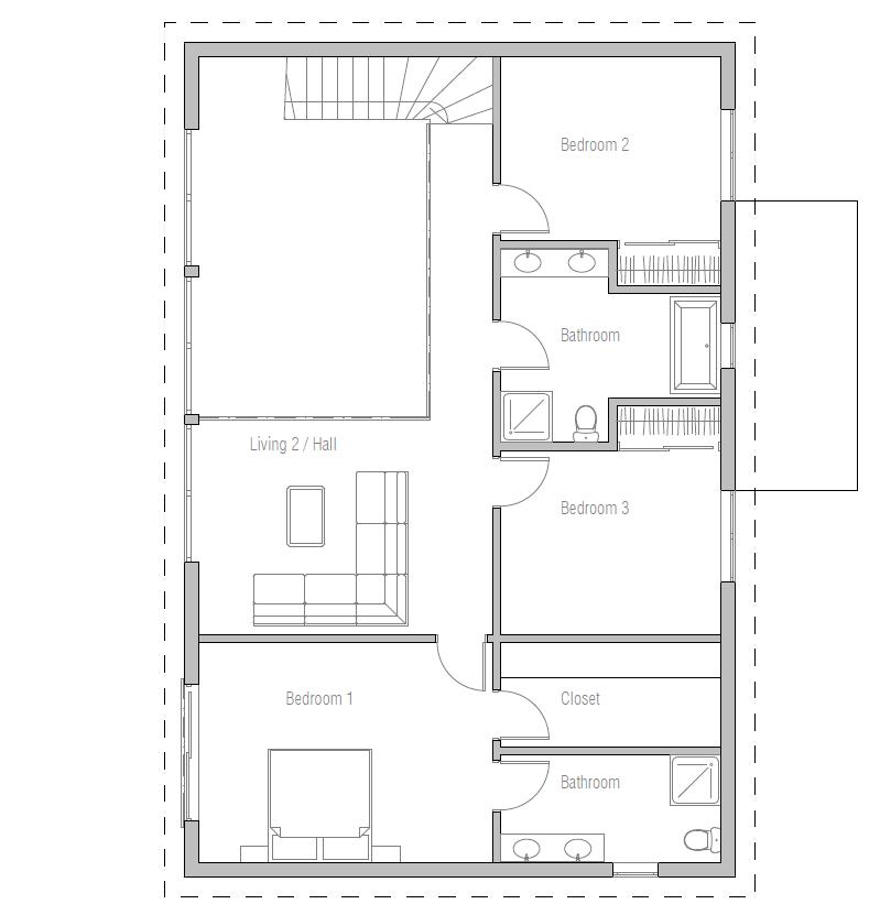 house design house-plan-ch336 11