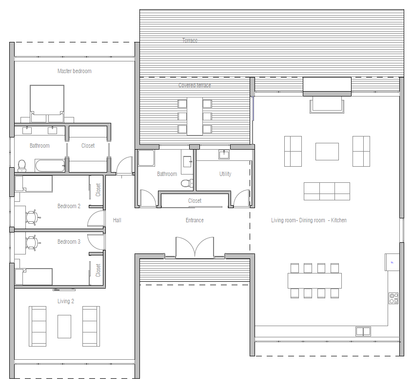 house design house-plan-ch340 10