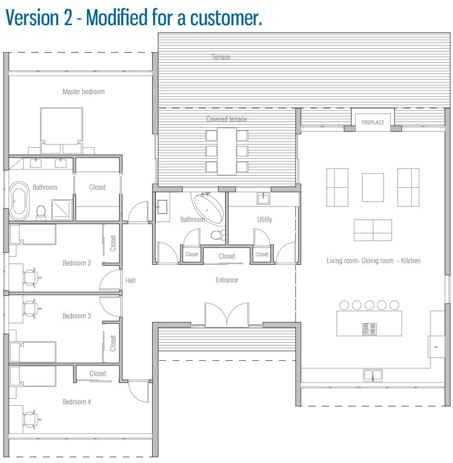 house design house-plan-ch340 45