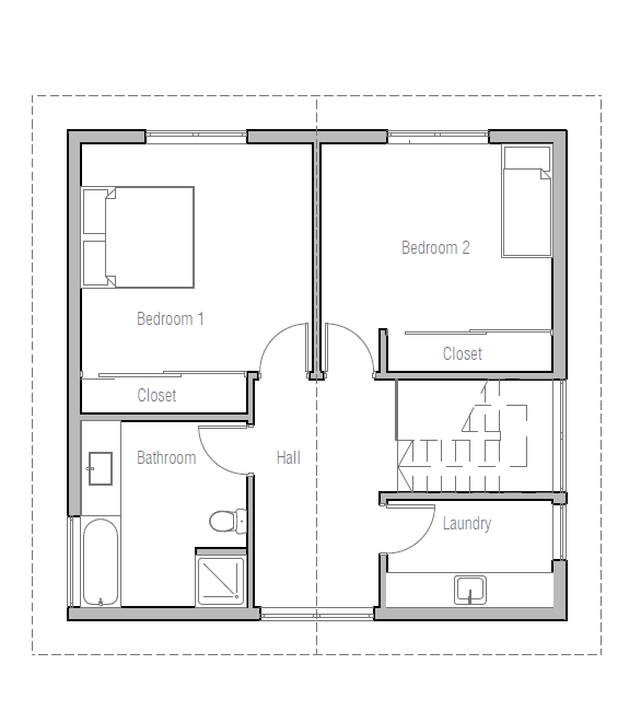 house design house-plan-ch350 11