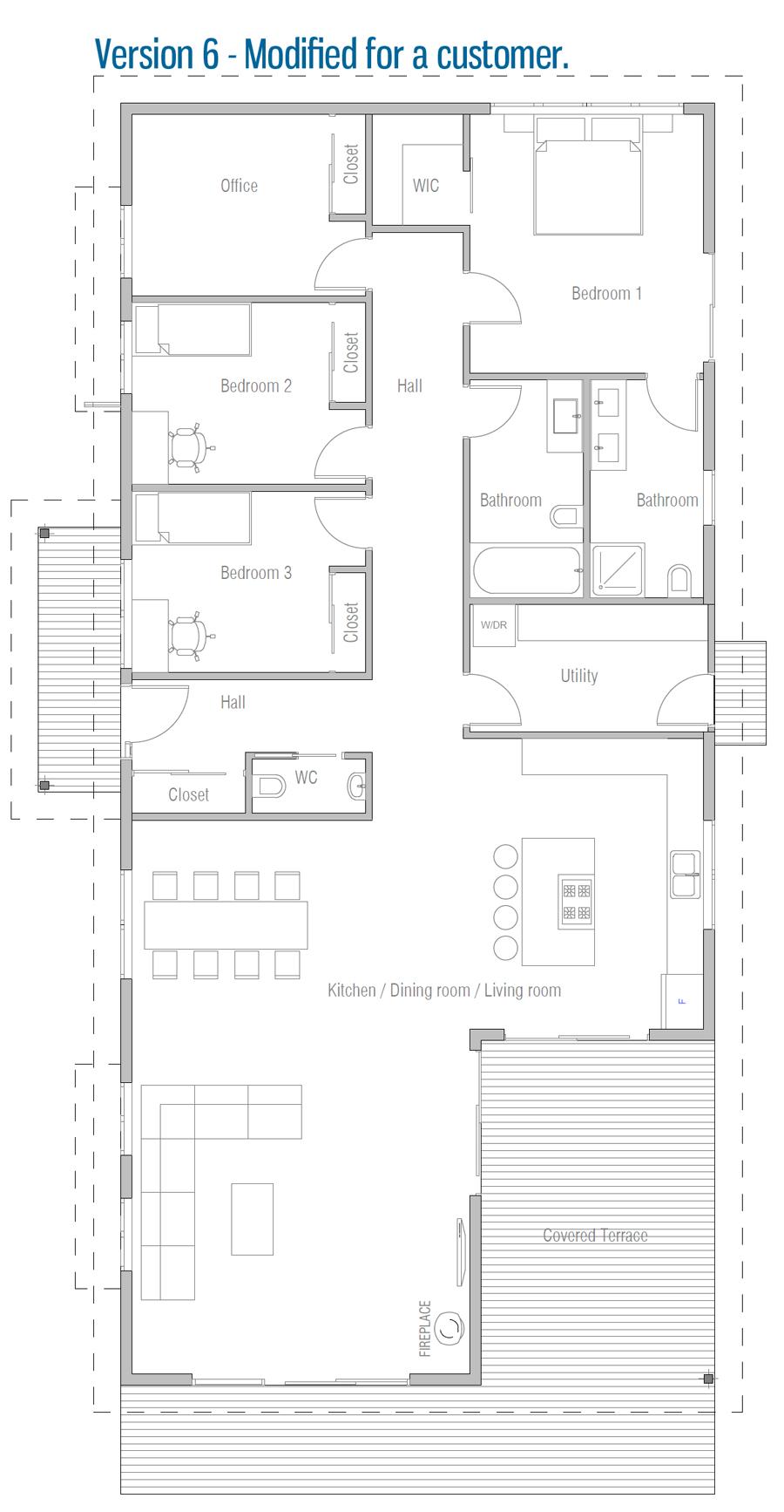 house design house-plan-ch535 43