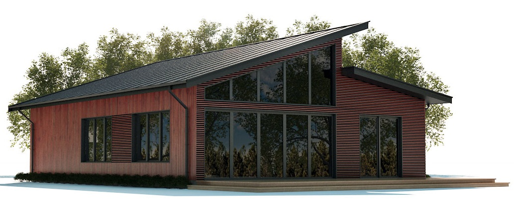 House plan ch365 Build a new house for 100 000