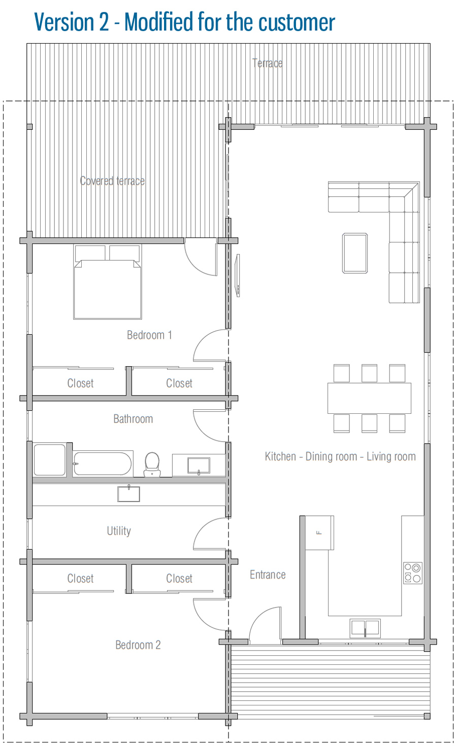 house design house-plan-ch365 21