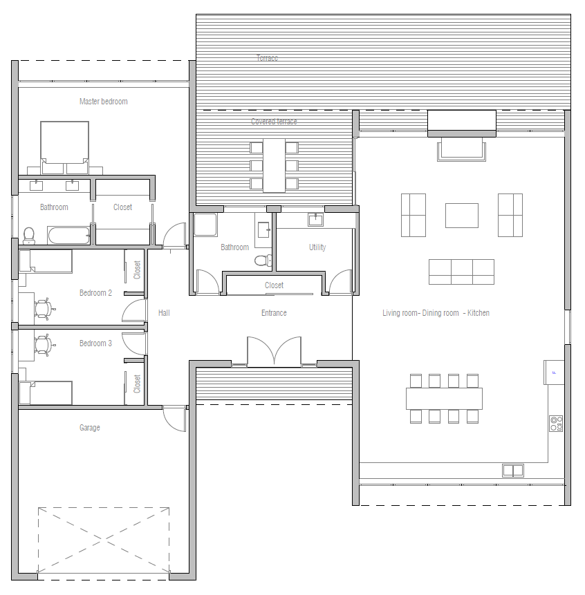 house design house-plan-ch370 10