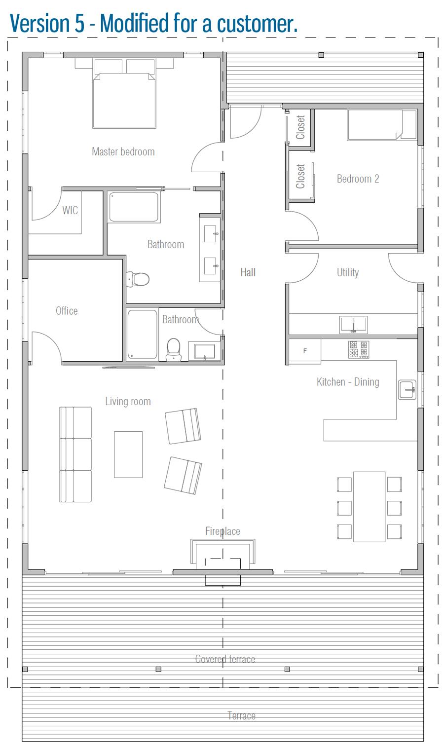 house design house-plan-ch384 50
