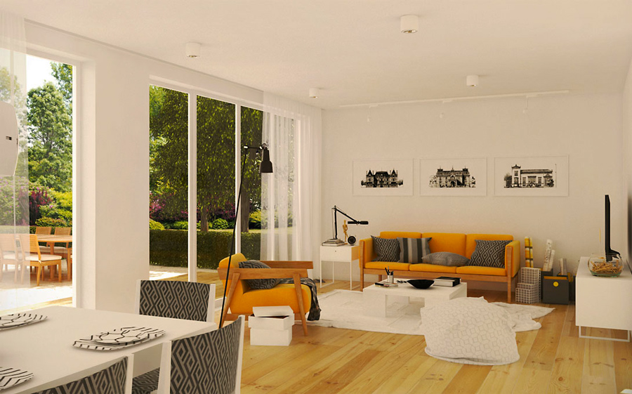 house design house-plan-ch390 2
