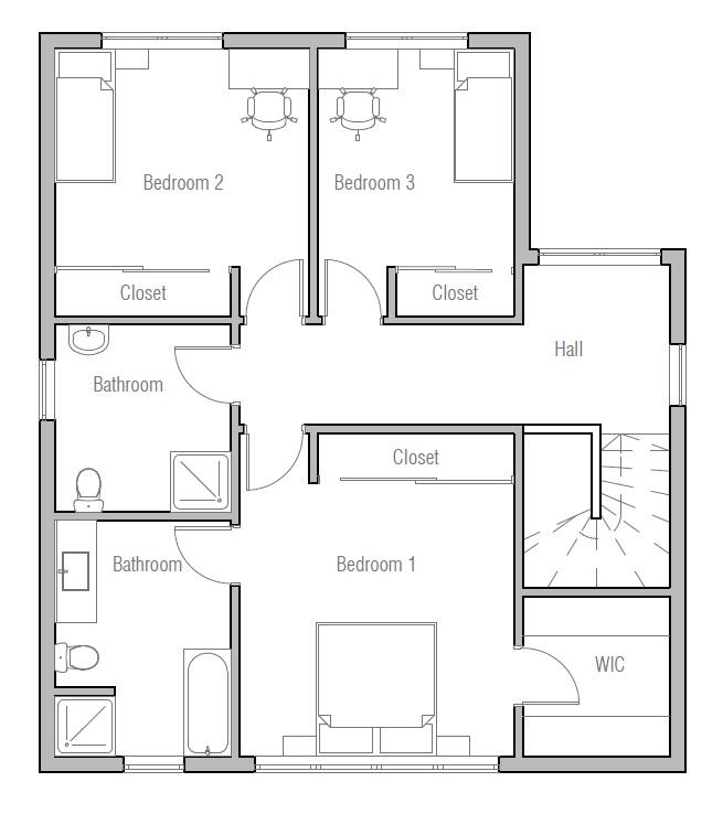 house design house-plan-ch392 11