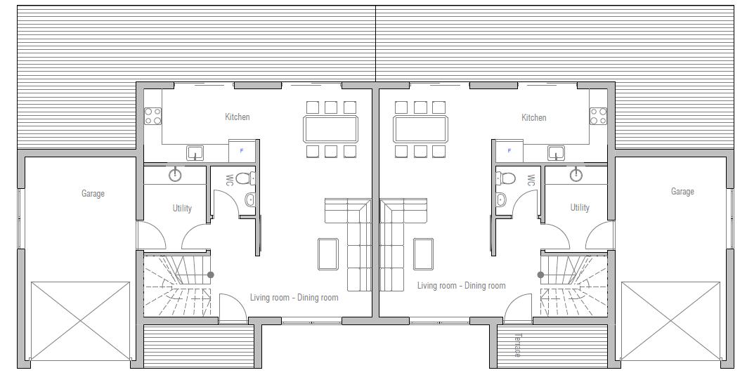 house design duplex-house-ch244d 10
