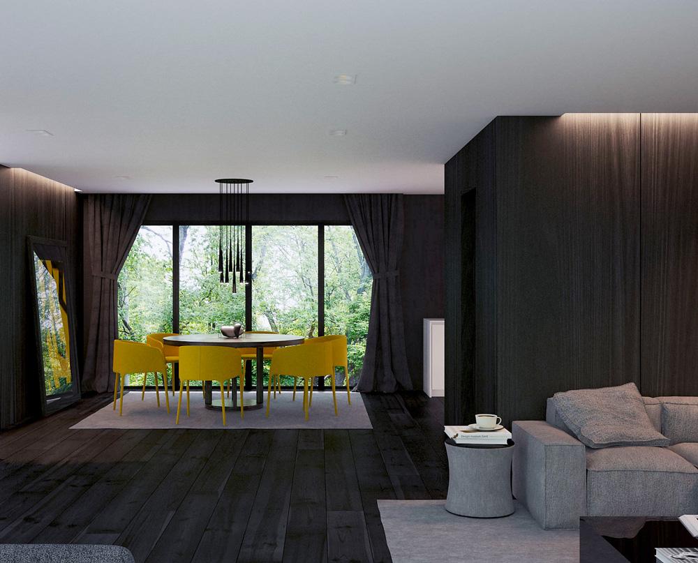 House Floor Plan 330