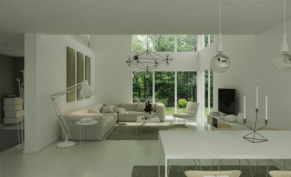 house design house-plan-ch395 2