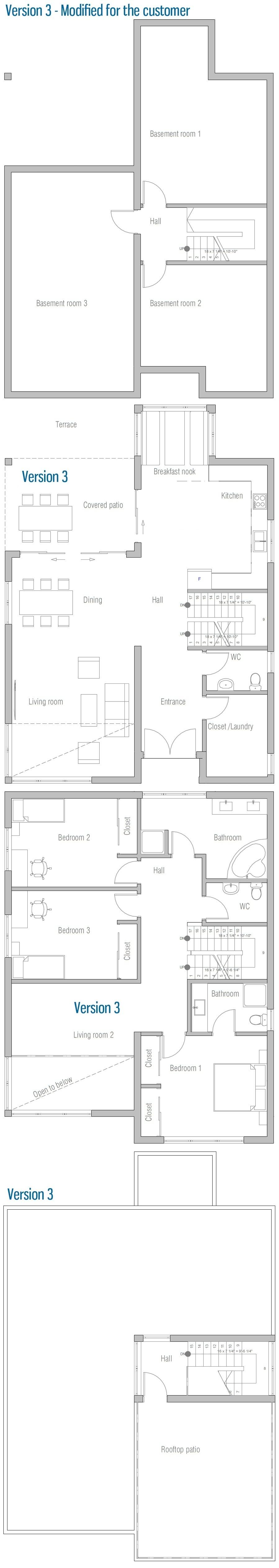 house design house-plan-ch395 20
