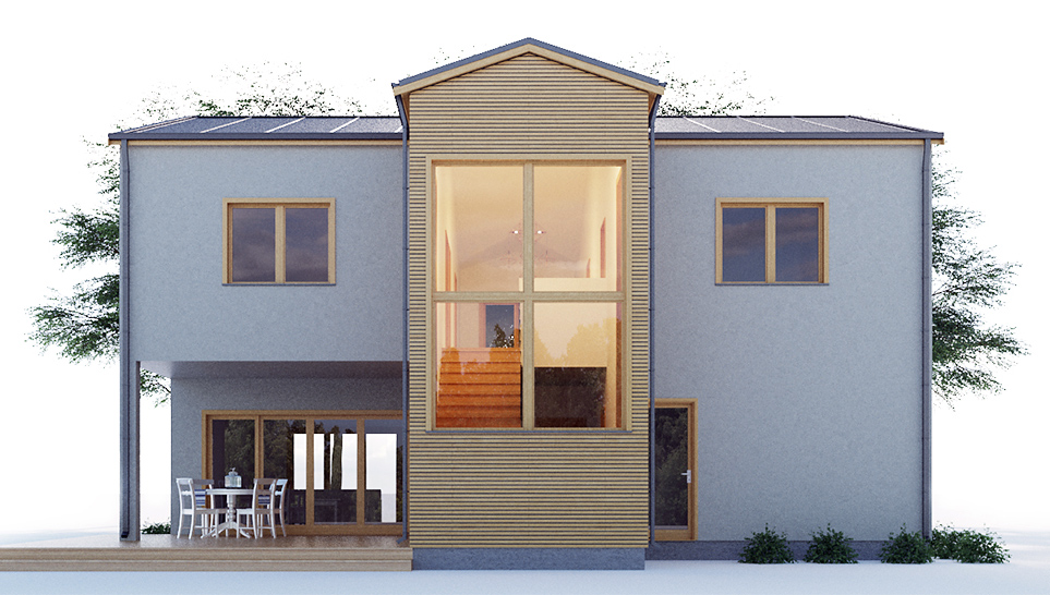 Home Plan Ch383 House Plan