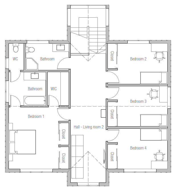 Affordable Homes 11 Home Plan