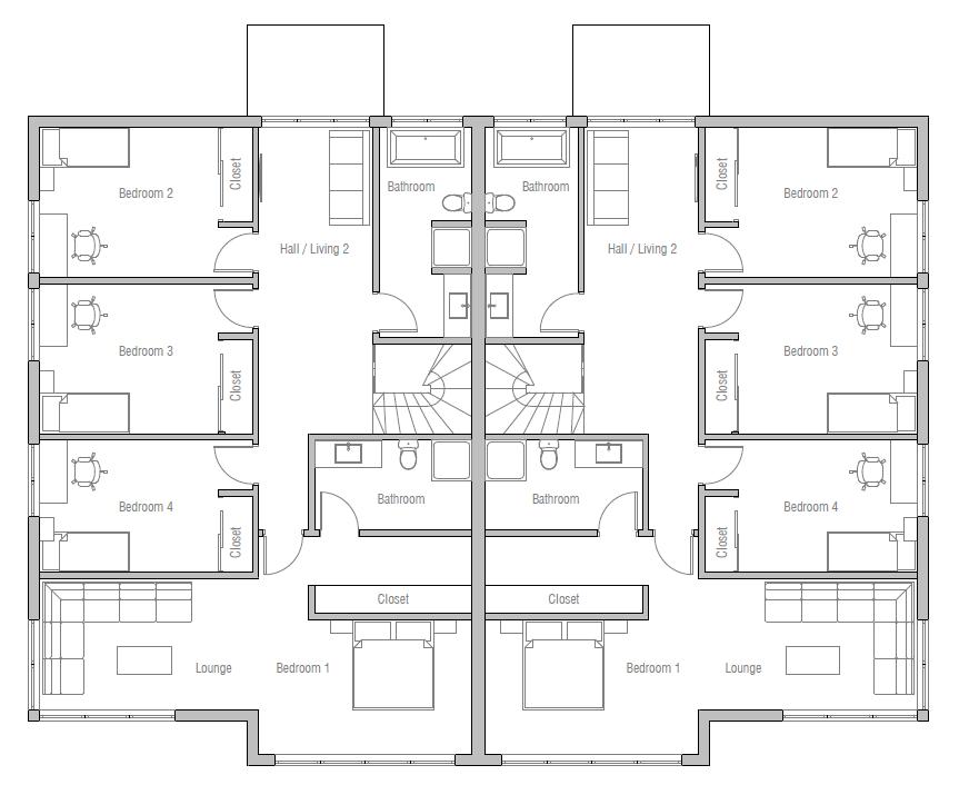 house design house-plan-ch395D 11