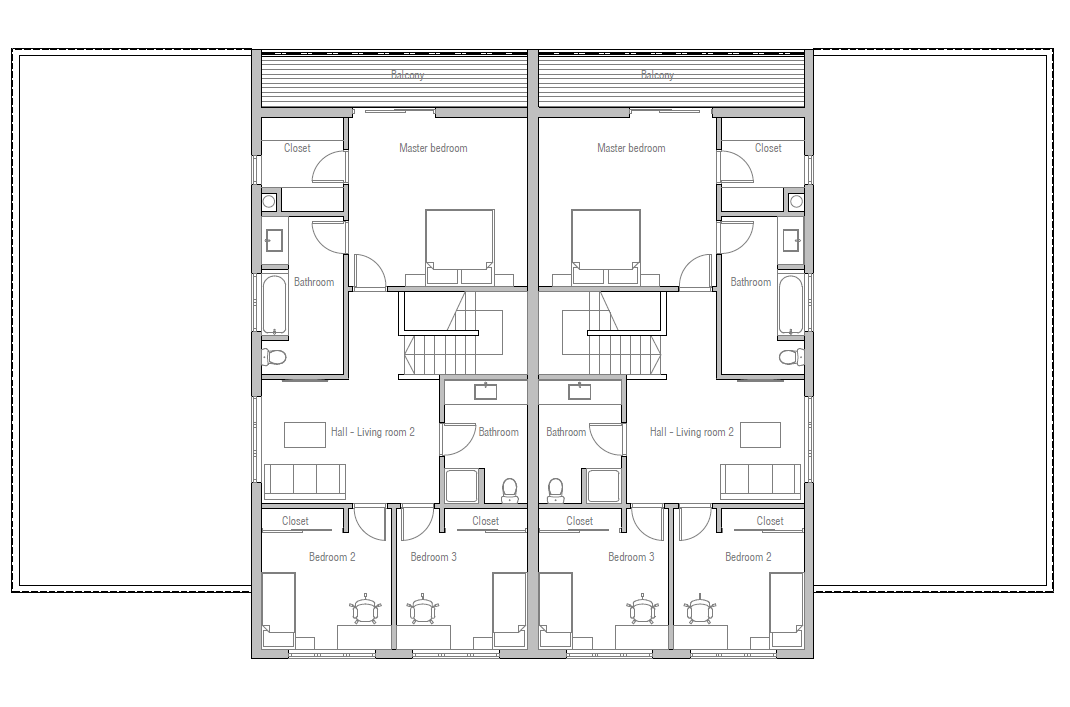 house design house-plan-ch294D 11