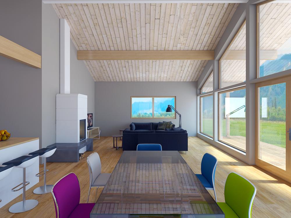 house design house-plan-ch400 2