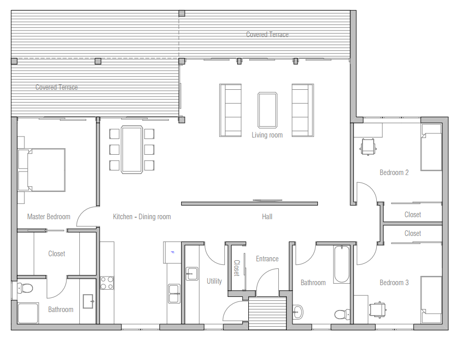 house design house-plan-ch405 10