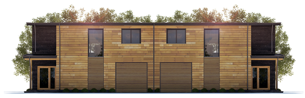 house design duplex-house-ch408d 3