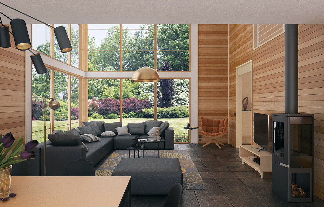 Duplex House Plan Ch356d House Plan