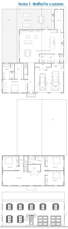 house design house-plan-ch413 23
