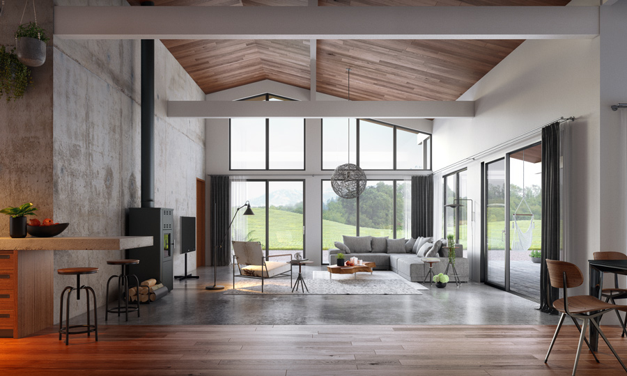 house design house-plan-ch421 2