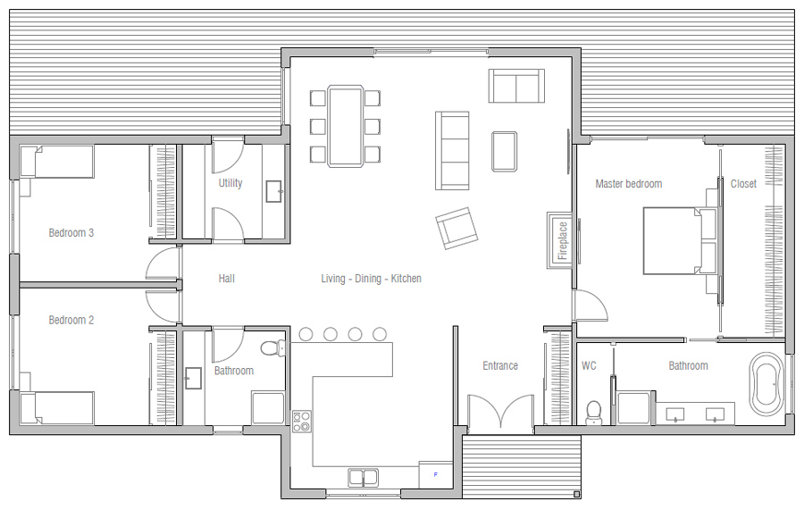 house design house-plan-ch430 10
