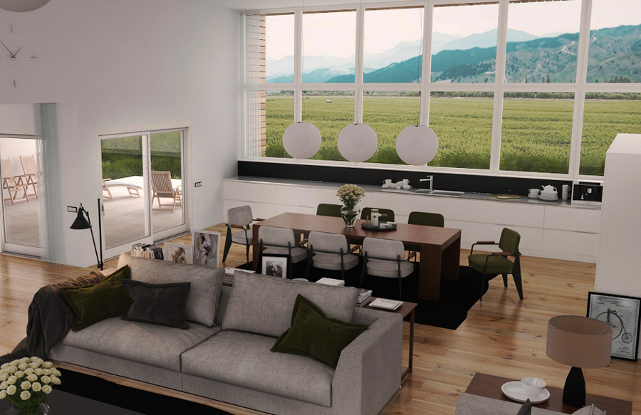 house design house-plan-ch418 2